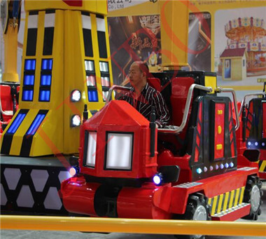 2018 Transformers Robot rides