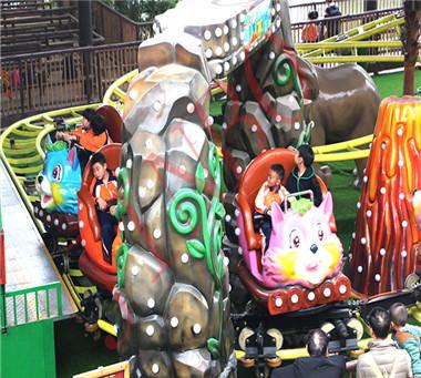 Jungle Roller Coaster