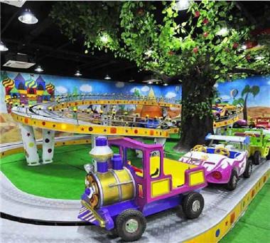 Mini Shuttle Loop Roller Coaster