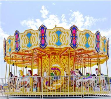 36 Seats Luxury Carousel