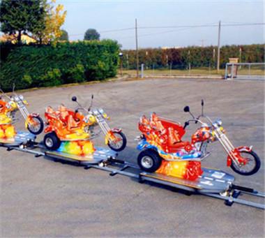 Crazy Moto Rides