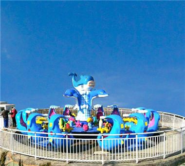 Shark Island Ride