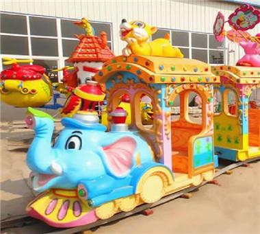 Elephant Mini Train