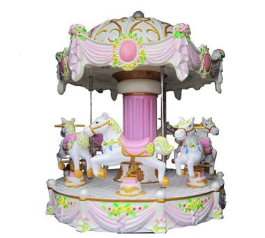 6 Seats Mini Carousel