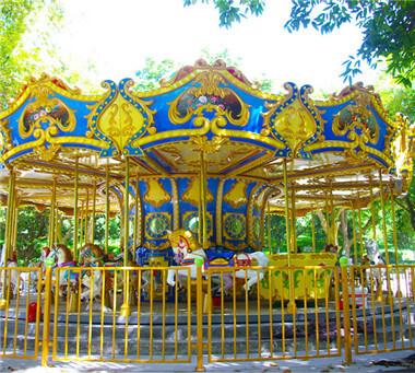 32 Seats Luxury Carousel