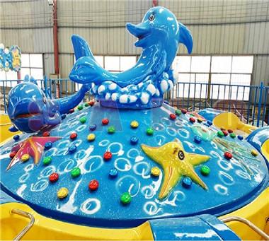 Ocean Magic Ballerina Ride Kids Games Indoor Kids Amusement Rides for Sale